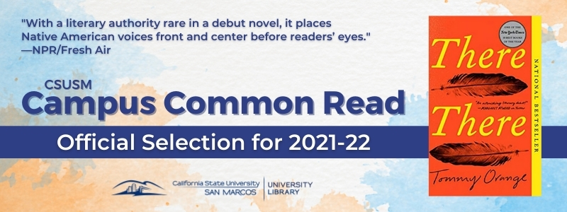 Image for the Spotlight on 2021-22 Campus Common Read Announced